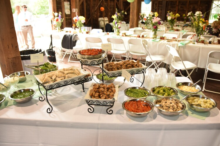 Albany NY Ultimate Pasta Station - Best Catering Services - Top Shelf Catering Albany - Clifton Park NY